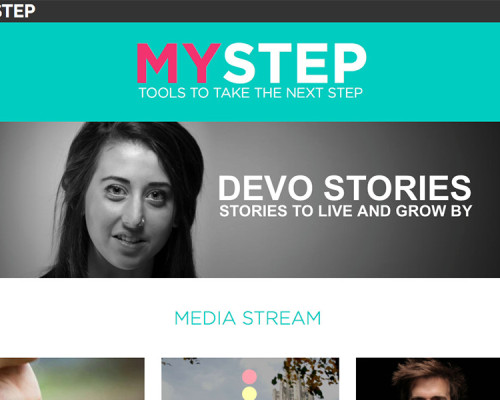 MYSTEP: Tools to take the next step