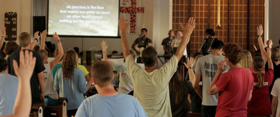 community-worship