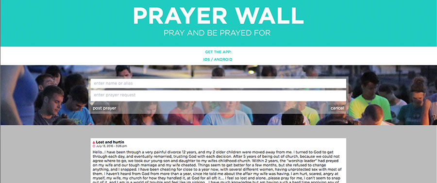 prayer-wall